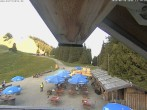 Archiv Foto Webcam Berglodge - Alpspitzgipfel 04:00