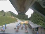 Archiv Foto Webcam Berglodge - Alpspitzgipfel 12:00