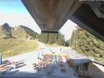 Archived image Webcam Berglodge - Peak of Alpspitze 04:00