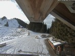 Archiv Foto Webcam Berglodge - Alpspitzgipfel 08:00