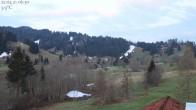 Archiv Foto Webcam Oberstaufen: Biohotel Schratt - Blick zur Imbergbahn 00:00