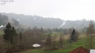Archiv Foto Webcam Oberstaufen: Biohotel Schratt - Blick zur Imbergbahn 08:00