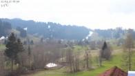 Archiv Foto Webcam Oberstaufen: Biohotel Schratt - Blick zur Imbergbahn 10:00