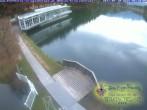 Archived image Webcam Tristachersee parkhotel 00:00