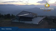 Archived image Webcam Kreischberg Mountain: Top Station Orange Sixpack 23:00