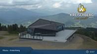Archived image Webcam Kreischberg Mountain: Top Station Orange Sixpack 07:00