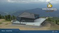 Archived image Webcam Kreischberg Mountain: Top Station Orange Sixpack 11:00
