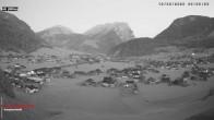 Archiv Foto Webcam Au am Skigebiet Diedamskopf 00:00
