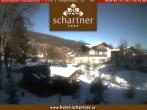 Archiv Foto Webcam Altenmarkt: Hotel Schartner 08:00