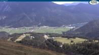 Archiv Foto Webcam Achenkirch (Tirol) 20:00