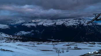 7th Heaven - Horstman Gletscher