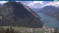 Archiv Foto Webcam Pertisau 08:00