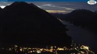 Archiv Foto Webcam Pertisau 22:00