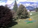 Archived image Webcam Hotel Kobaldhof, Ramsau am Dachstein 08:00