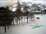 Archiv Foto Webcam Kobaldhof, Ramsau am Dachstein 08:00