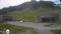 Archived image Webcam Mountain Restaurant Simma next to the Roßstelle 04:00