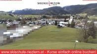 Archiv Foto Webcam Kinderland Skischule Riezlern 08:00