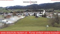 Archiv Foto Webcam Kinderland Skischule Riezlern 12:00