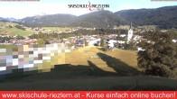 Archived image Webcam Kid's Park Ski School Riezlern 02:00