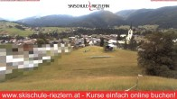 Archived image Webcam Kid's Park Ski School Riezlern 10:00