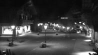 Archiv Foto Webcam Gstaad: Promenade 18:00