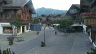 Archiv Foto Webcam Gstaad: Promenade 00:00