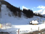 Archiv Foto Webcam La Thuile - Talstation 06:00