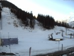Archiv Foto Webcam La Thuile - Talstation 08:00
