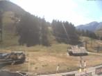 Archiv Foto Webcam La Thuile - Talstation 10:00