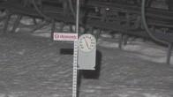Archiv Foto Webcam Schneehöhe Heavenly 19:00