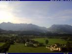 Archived image Webcam Kössen in Tyrol (589 m) 06:00
