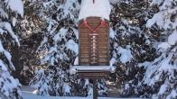 Archiv Foto Webcam Telluride: Schneehöhe nahe des Gold Hill Express 06:00