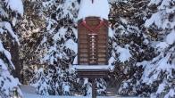 Archiv Foto Webcam Telluride: Schneehöhe nahe des Gold Hill Express 08:00