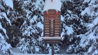 Archiv Foto Webcam Telluride: Schneehöhe nahe des Gold Hill Express 10:00