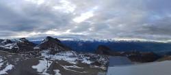 Archiv Foto Webcam Crans Montana: Bergstation Plaine Morte 02:00