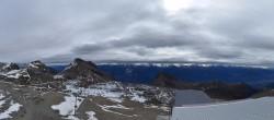 Archiv Foto Webcam Crans Montana: Bergstation Plaine Morte 06:00