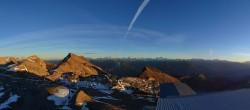Archiv Foto Webcam Crans Montana: Bergstation Plaine Morte 12:00