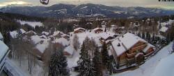 Archiv Foto Webcam LeCrans Hotel & Spa 02:00