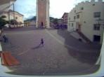 Archiv Foto Webcam Dorfplatz Kastelruth 06:00