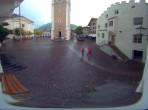 Archiv Foto Webcam Dorfplatz Kastelruth 10:00