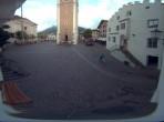 Archiv Foto Webcam Dorfplatz Kastelruth 12:00