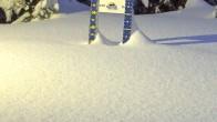 Archiv Foto Webcam Schneehöhe Sunshine Village 23:00