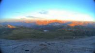 Archiv Foto Webcam Great Divide - Lookout Mountain 23:00