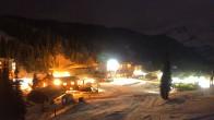 Archiv Foto Webcam Sunshine Mountain Lodge 19:00