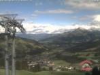 Archiv Foto Webcam Gaisberg Bergstation 08:00