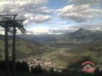 Archiv Foto Webcam Gaisberg Bergstation 10:00