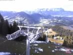 Archiv Foto Webcam Bergstation Walde 10:00