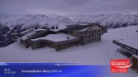 Archiv Foto Webcam Wildkogel-Arena: Bergstation der Smaragdbahn 02:00