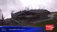 Archiv Foto Webcam Wildkogel-Arena: Bergstation der Smaragdbahn 04:00