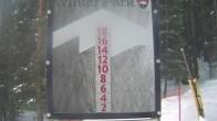 Archiv Foto Webcam Schneehöhe Winter Park 10:00